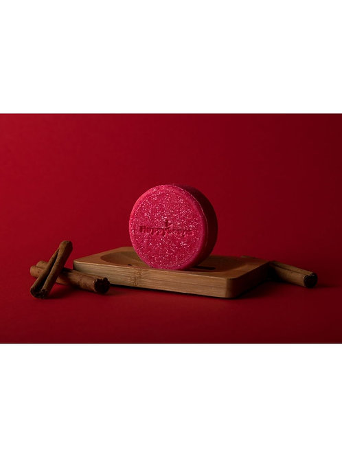 Cinnamon Roll Shampoo Bar