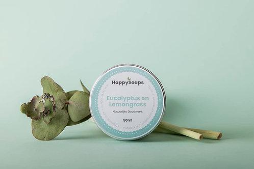 Natuurlijke Deodorant – Eucalyptus en Lemongrass