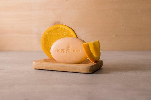 Gezichtsreiniger Bar – Sinaasappel