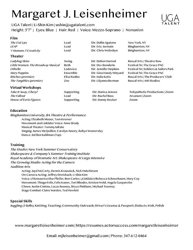 Margaret Leisenheimer Acting Resume 6.30.21-1.png