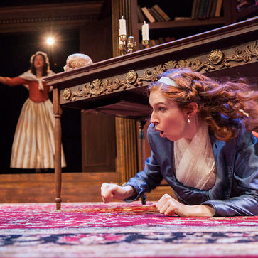 Olympe de Gouges in 'The Revolutionists'