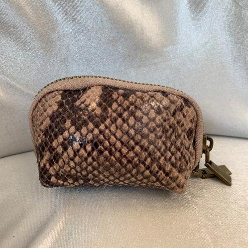Mini snake purse ROZE