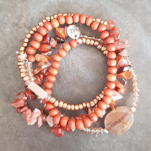 Wrap stone rust