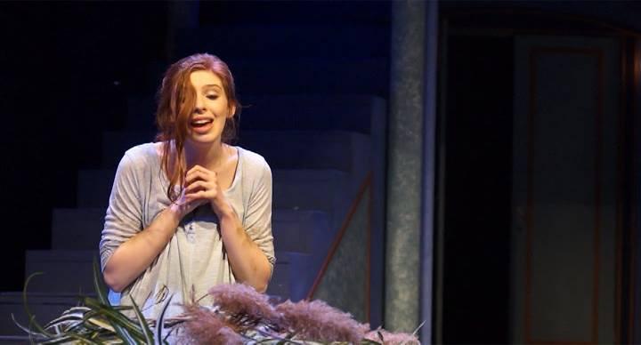 Ophelia in 'Hamlet'