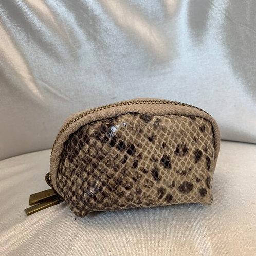 Mini snake purse BEIGE