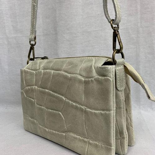 AMANI bag off white