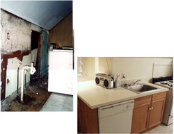 Before - After  3rd floor
