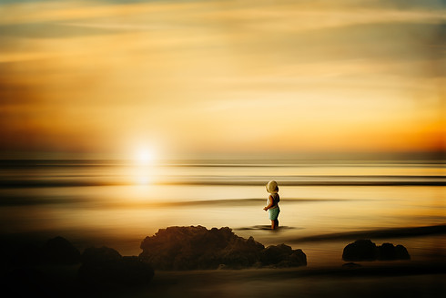 """""""Take a deep breath. Get present in the moment. And ask yourself what is important this very second."""""""