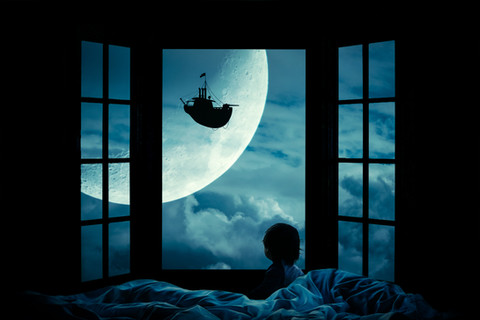 """""""You know that place between sleep and awake, the place you can still remember dreaming?"""" -Peter Pan"""