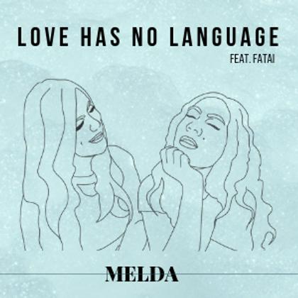 Copy of LOVE HAS NO LANGUAGE SINGLE COVE