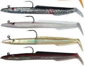 """Sidewinder Skerries 4"""" Eels"""