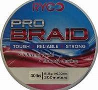 Ryco Pro Braid 300m Red