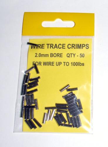 Wire Trace Crimps