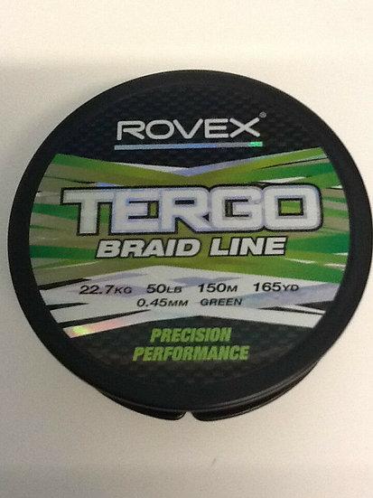 Rovex Tergo Braid 250yds