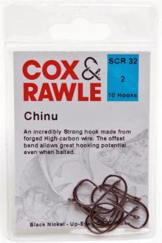 Cox & Rawle Chinu 2/0 - 5/0