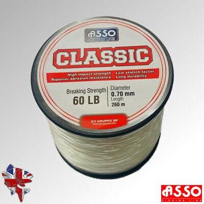 Asso Classic 1kg Bulk Clear