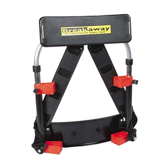 Breakaway Seatbox Backrest Conversion Kit