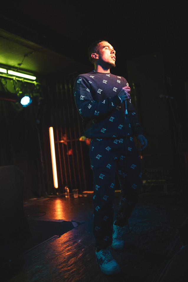 Bru-C live at Islington2