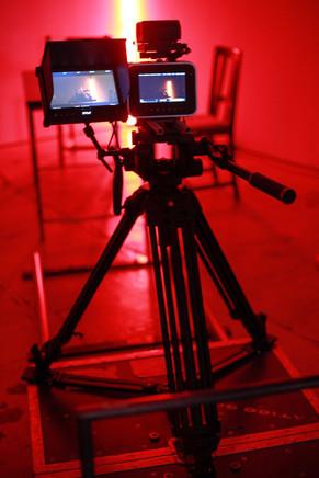 BTS of Levelle London's video shoot Ft Ambush.