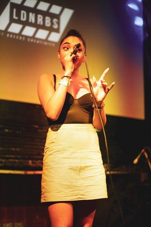 Jaz Karis live at Cargo, Shoreditch