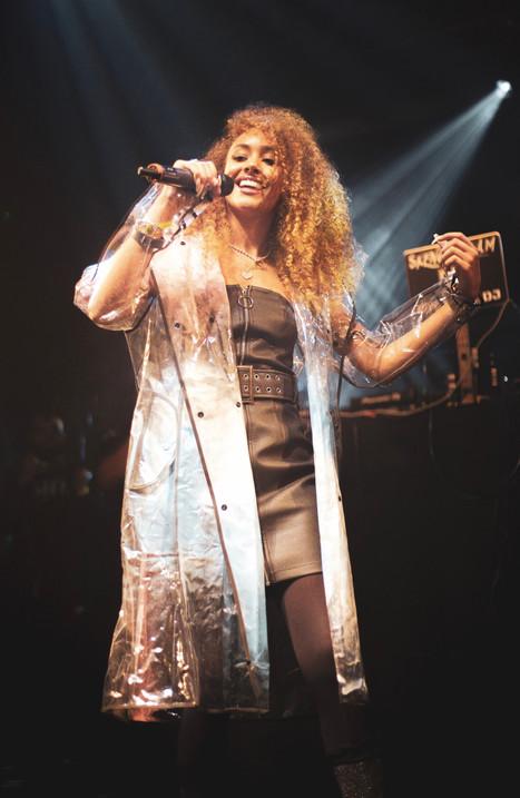 Amelia Monet live at Koko Camden