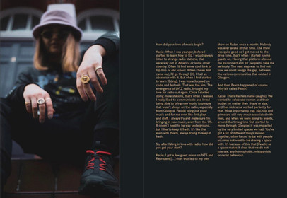 K4cie for Feat mag