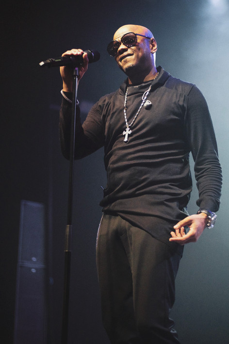 Donell Jones live at O2 Forum, Kentish Town