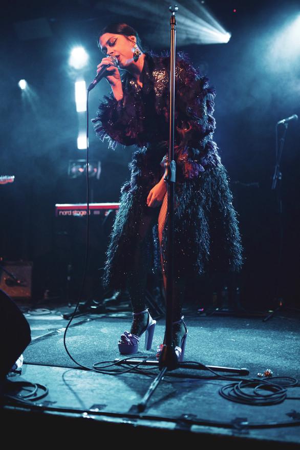 Katerine Duska live at Colours Hoxton