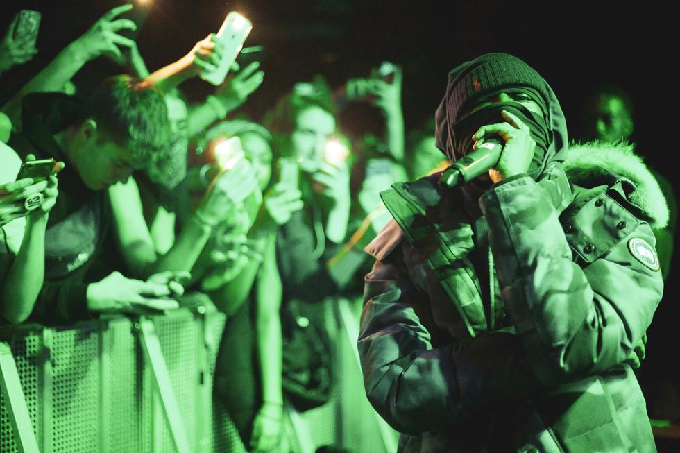 Kwengface live at Koko Camden