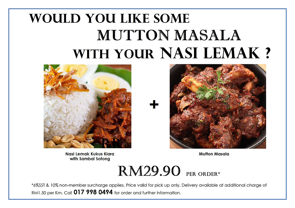 Would you like some Mutton Masala with your nasi lemak.jpg