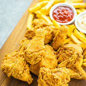 Southern Fried Chicken with Fries.jpg