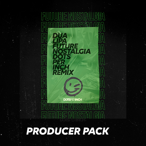 Future Nostalgia Producer Pack