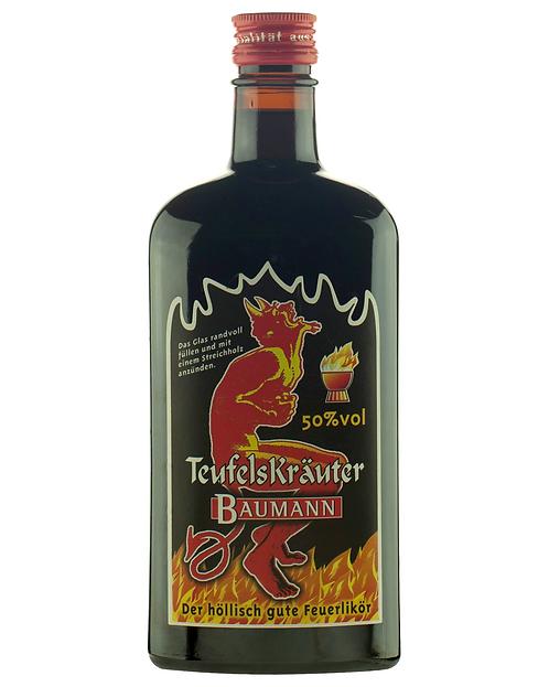 Baumann TeufelsKräuter Devils Herb Liqueur