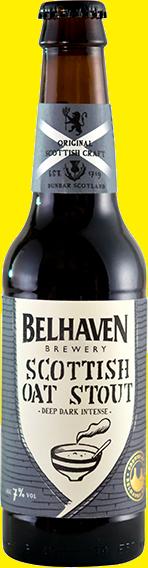 Belhaven Scottish Oat Stout 24 x 330ml Bottles