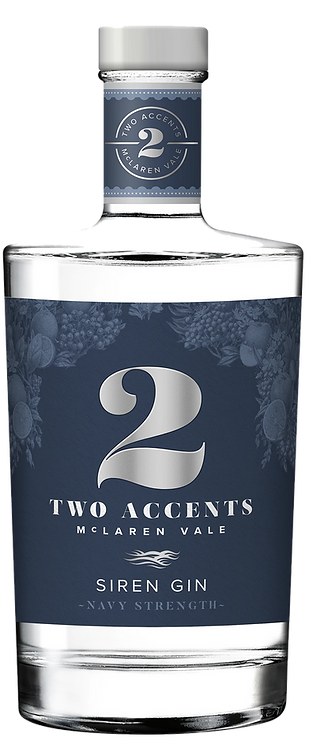 2 Accents Siren Navy-Strength Gin