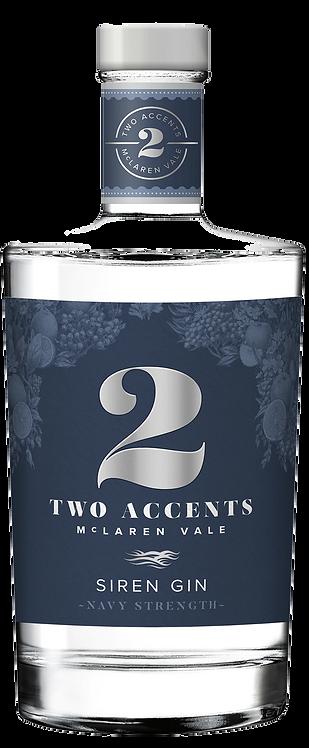 2 Accents Siren Navy-Strength Gin