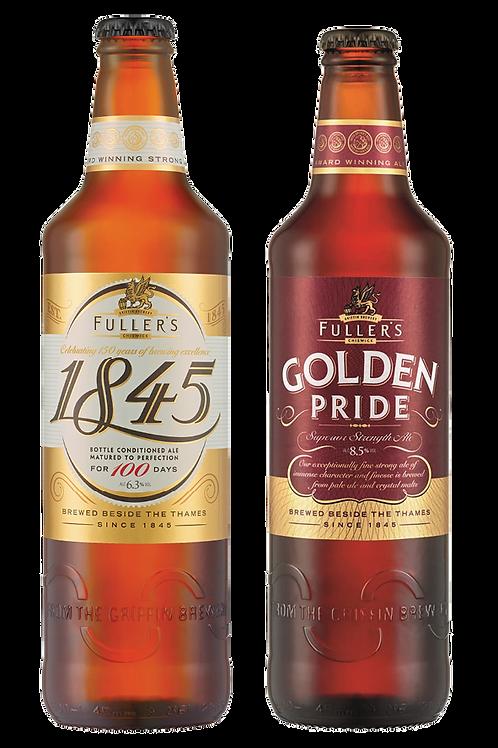 Fuller's Limited Edition Mixed Dozen | Case of 12 x 500mL Bottles