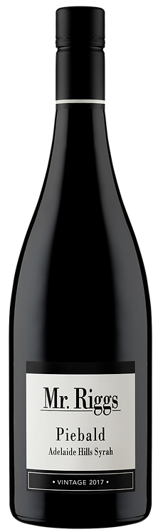 Mr. Riggs Wine Co. 'Piebald' Syrah | Adelaide