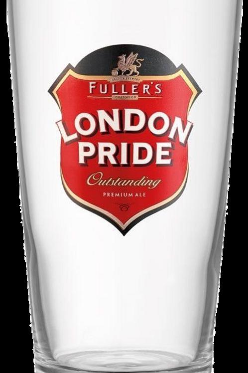 London Pride Pint Glass - 6 Glasses