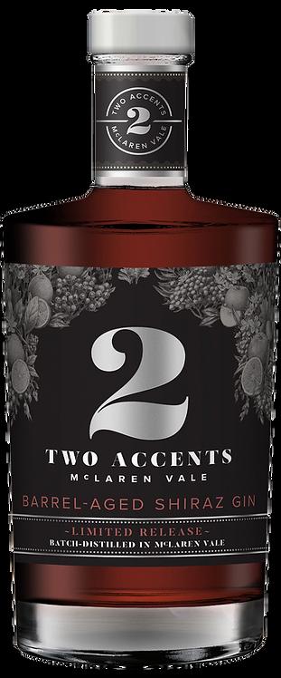 2 Accents Barrel-Aged Shiraz Gin