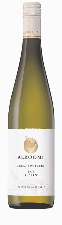 ALKOOMI 2019 WHITE LABEL RIESLING