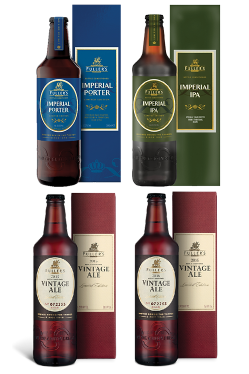 Fullers Limited Release Mixed Pack
