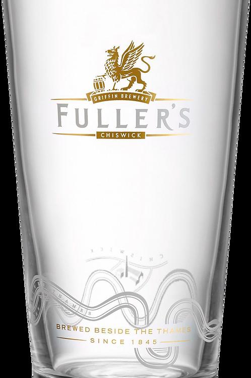 Fuller's Pint Glass - 6 Glasses