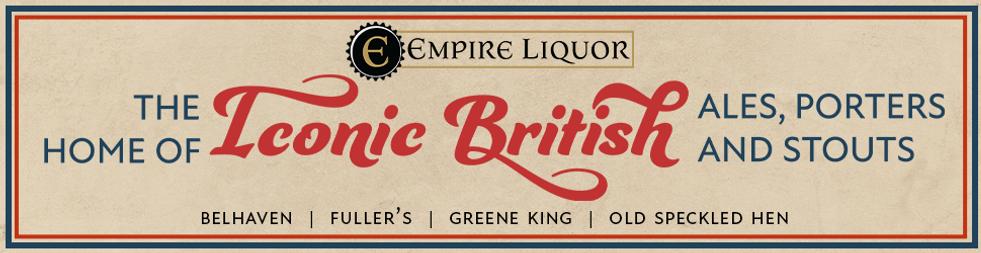 Shop Iconic British English Beer