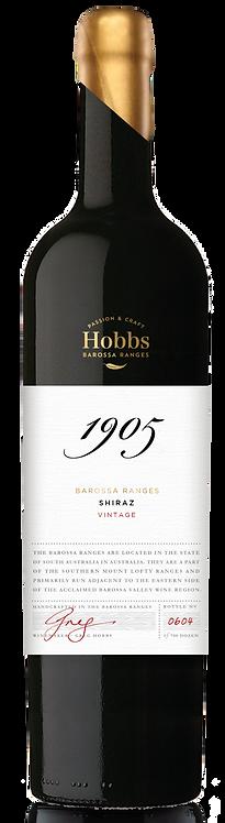 HOBBS '1905' BAROSSA 2016 SHIRAZ