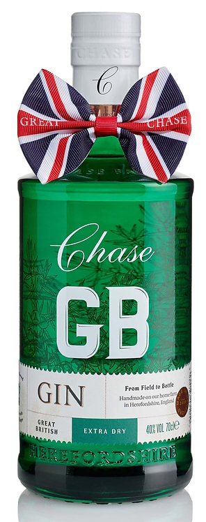 Chase'Williams' GB Extra Dry Gin