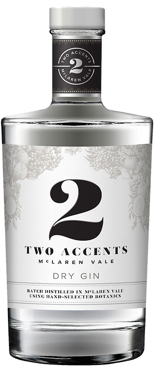 2 Accents Dry Gin
