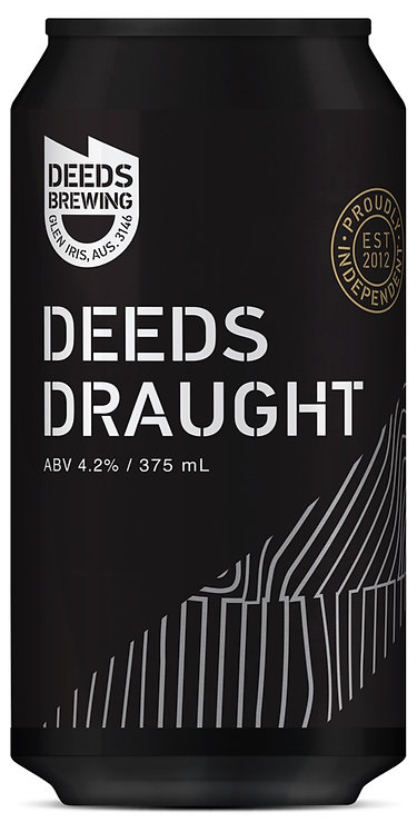 Deeds Brewing Deeds Draught