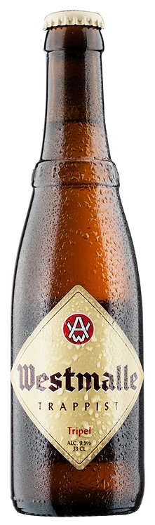 Westmalle Tripel 24 x 330mL Bottles