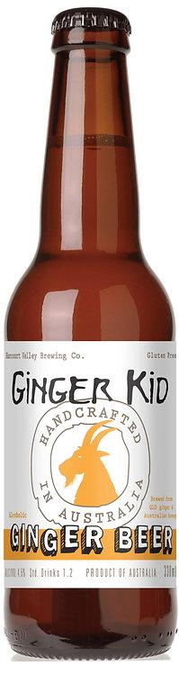 Ginger Kid Ginger Beer (Mead)